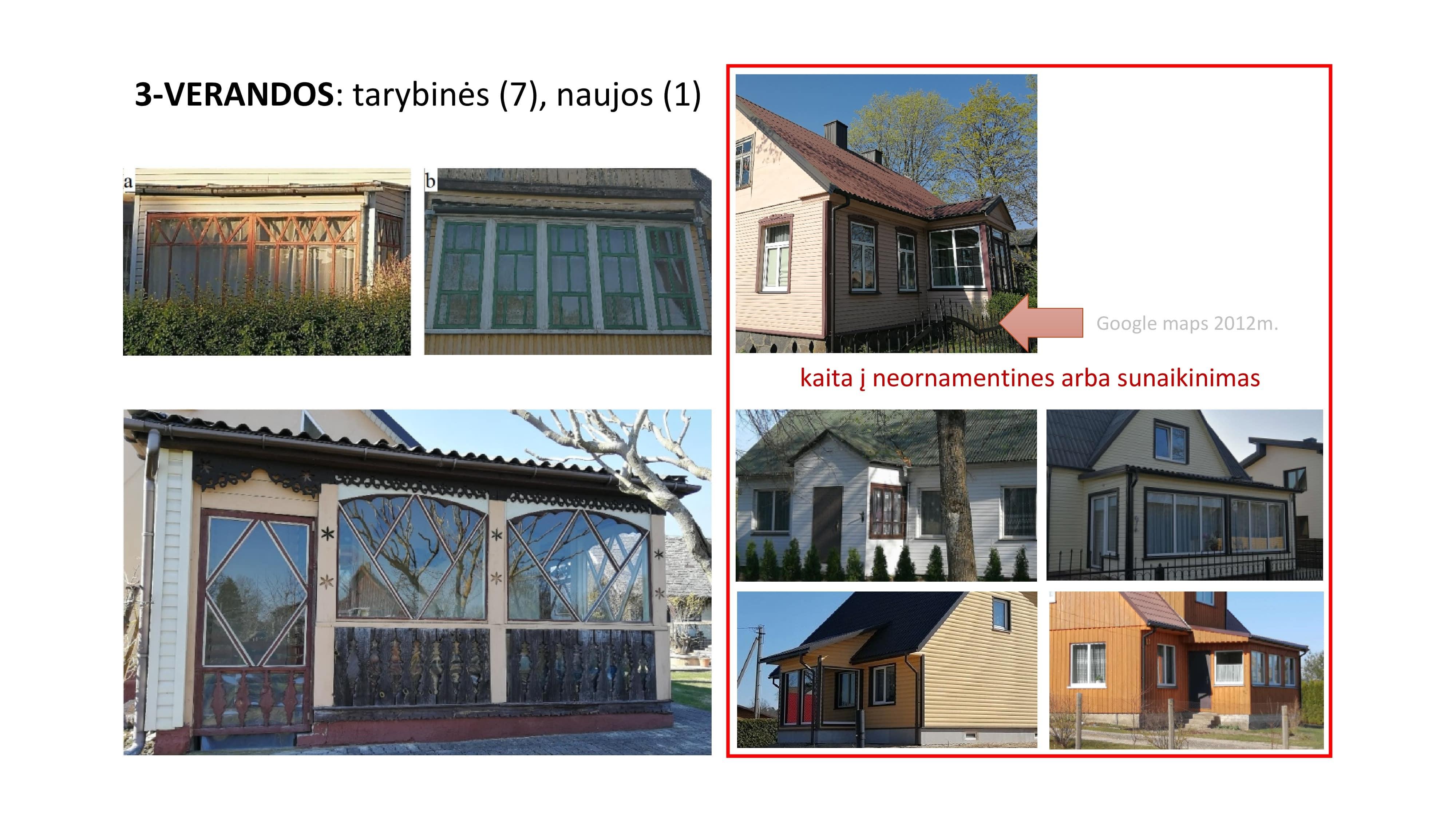 tarybinio laikotarpio ir naujosios verandos